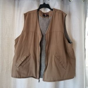 Duluth Trading Co. Canvas 3XL Vest